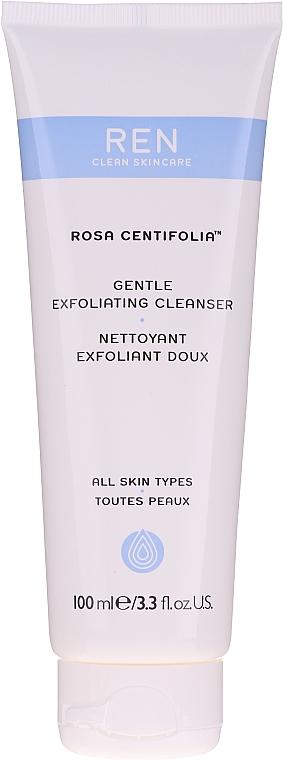 Мек ексфолиант - REN Rosa Centifolia Gentle Exfoliating Cleanser
