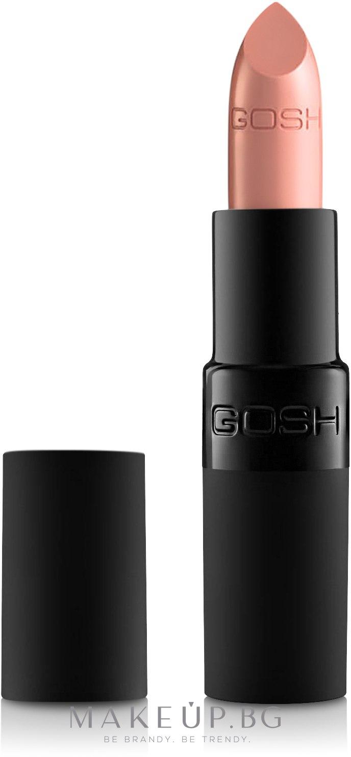 Матово червило за устни - Gosh Velvet Touch Lipstick Matt — снимка 001 - Matt Baby