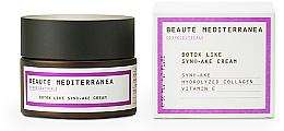 Парфюми, Парфюмерия, козметика Пептиден крем за лице с ботокс ефект - Beaute Mediterranea Botox Like Syn Ake Cream