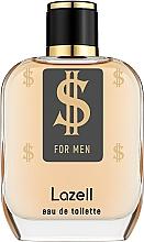 Парфюмерия и Козметика Lazell $ For Men - Тоалетна вода