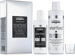 Парфюмерия и Козметика Система за укрепване на коса по време на боядисване - L'Oreal Professionnel SmartBond Kit