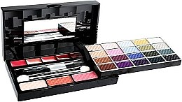 Парфюми, Парфюмерия, козметика Палитра грим - Parisax Professional Make-Up Palette 28 Colors