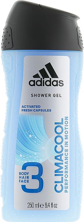 Комплект - Adidas Climacool Men (део/150ml + душ гел/250ml) — снимка N4