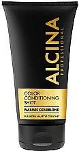 Парфюми, Парфюмерия, козметика Тониращ балсам за коса - Alcina Color Conditioning Shot