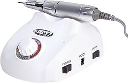 Парфюмерия и Козметика Фреза за маникюр и педикюр, бяла - NeoNail Professional Nail Drill TP502 White 40W