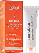 Парфюми, Парфюмерия, козметика Крем за перфектна кожа на лицето - Indeed Laboratories Nanoblur Instant Skin Perfector Blurring Cream