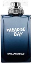 Парфюмерия и Козметика Karl Lagerfeld Paradise Bay Pour Homme - Тоалетна вода (тестер с капачка)