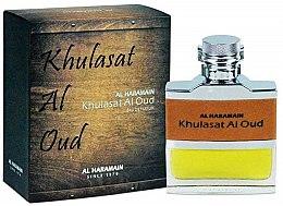 Парфюмерия и Козметика Al Haramain Khulasat Al Oud - Парфюмна вода