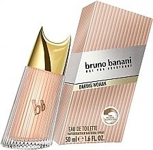 Парфюмерия и Козметика Bruno Banani Daring Woman - Тоалетна вода