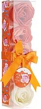 """Парфюмерия и Козметика Конфети за вана """"Портокал"""", 5 бр - Spa Moments Bath Confetti Orange"""