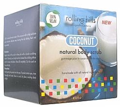 Парфюмерия и Козметика Скраб за тяло с кокосово мляко - Rolling Hills Gommage Corps Naturel