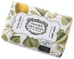 Парфюмерия и Козметика Сапун - Panier Des Sens Extra Gentle Natural Soap with Shea Butter Cedrat Linden