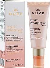 Парфюми, Парфюмерия, козметика Мулти-коригиращ копринен крем за лице - Nuxe Creme Prodigieuse Boost Multi-Correction Silky Cream