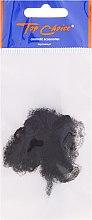 Парфюмерия и Козметика Мрежичка за коса, 3097, черна - Top Choice