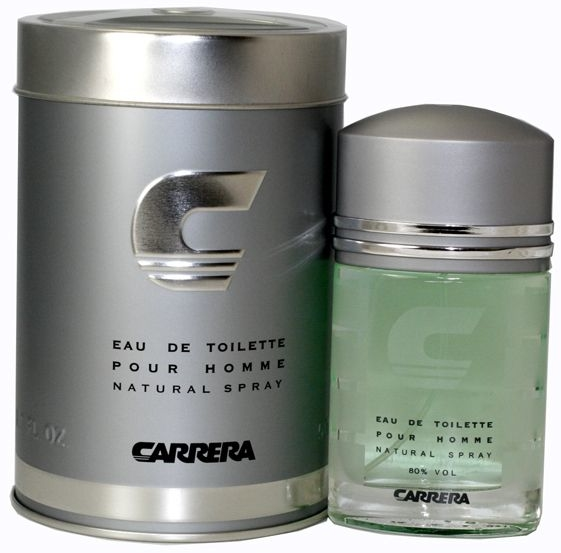 Carrera Carrera Pour Homme - Тоалетна вода — снимка N1