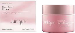 Парфюмерия и Козметика Дълбоко хидратиращ крем за лице - Jurlique Moisture Plus Rare Rose Cream