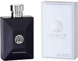 Парфюмерия и Козметика Versace Versace Pour Homme - Душ гел
