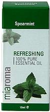 """Парфюмерия и Козметика Етерично масло """"Мента"""" - Holland & Barrett Miaroma Spearmint Pure Essential Oil"""