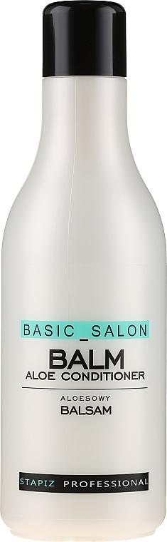 Балсам за коса с алое - Stapiz Professional Basic Salon Aloe Conditioner Balm