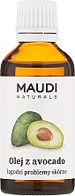 Парфюми, Парфюмерия, козметика Масло авокадо - Maudi