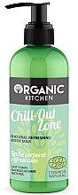 Парфюмерия и Козметика Освежаващо мляко за тяло - Organic Shop Organic Kitchen