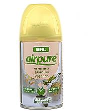 """Парфюмерия и Козметика Освежител за въздух """"Жасмин"""" - Airpure Air-O-Matic Refill Jasmine Essence"""