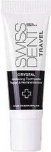Парфюмерия и Козметика Паста за зъби - Swissdent Crystal Toothpaste (мини)