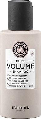 Шампоан за обем на косата - Maria Nila Pure Volume Shampoo — снимка N1