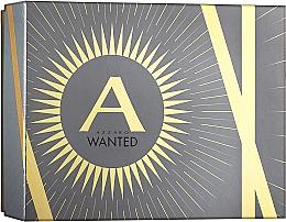 Парфюмерия и Козметика Azzaro Wanted - Комплект (тоал. вода/100ml + дезод./75ml)