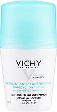 Парфюмерия и Козметика Дезодорант рол-он - Vichy 48 Hr Anti-Perspirant Treatment