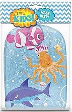 Парфюми, Парфюмерия, козметика Ръкавица за баня - Kids Wash Mitt Aquatic Print