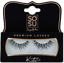 "Парфюми, Парфюмерия, козметика Изкуствени мигли ""Katie"" - SoSu by SJ Luxury Lashes"