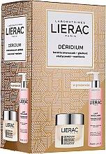 Парфюми, Парфюмерия, козметика Комплект за лице - Lierac Deridium (мицел. мляко/200ml + крем/50ml)