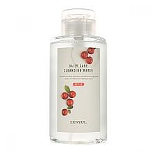 Парфюмерия и Козметика Мицеларна вода с екстракт от ябълка - Eunyul Daily Care Cleansing Water Apple