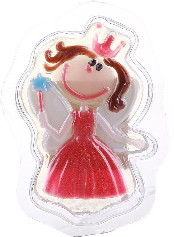 """Глицеринов сапун """"Принцеса"""" с аромат на ягода - Chlapu Chlap Glycerine Soap Princess"""
