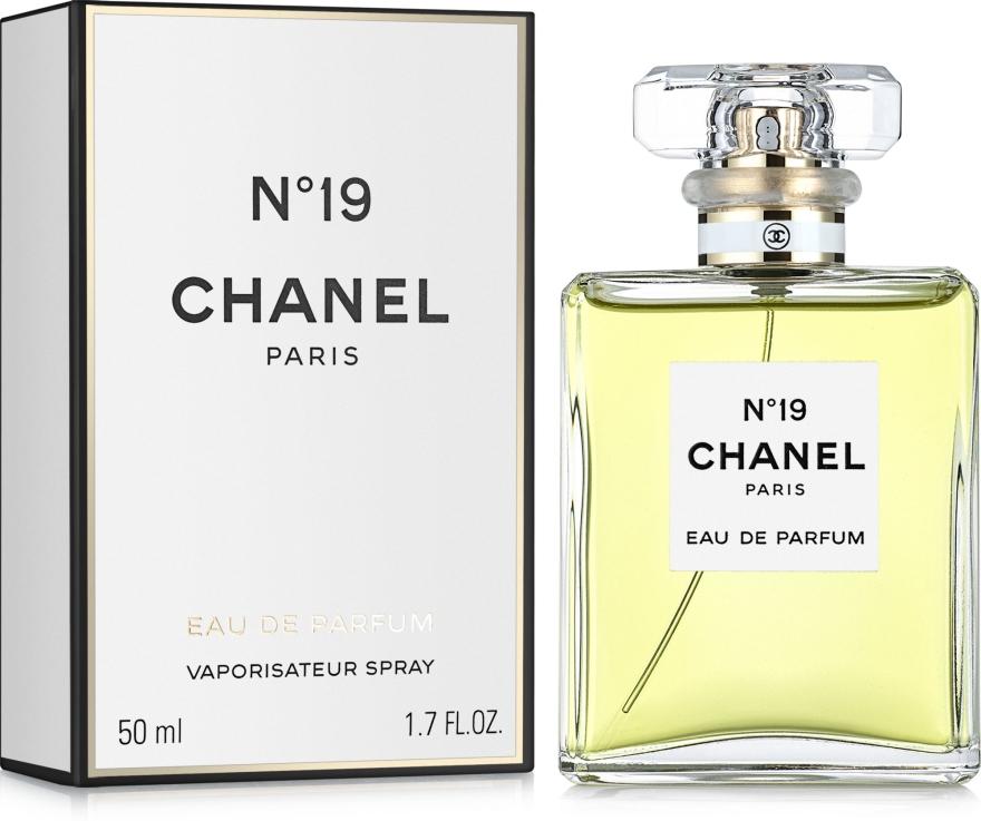 Chanel N19 - Парфюмна вода (тестер с капачка)  — снимка N2