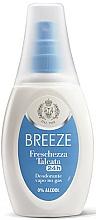 Парфюмерия и Козметика Breeze Deo 24h Vapo - Дезодорант-спрей за тяло
