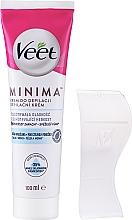 Парфюмерия и Козметика Крем за депилация за чувствителна кожа - Veet Minima