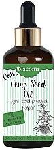 Парфюми, Парфюмерия, козметика Масло от конопено семе - Nacomi Hemp Seed Oil
