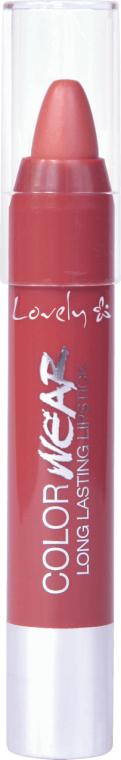Червило молив за устни - Lovely Color Wear Long Lasting Lipstick