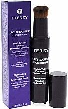 Парфюмерия и Козметика Фон дьо тен с четка - By Terry Light-Expert Click Brush Foundation