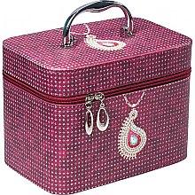 """Парфюмерия и Козметика Кутия за бижута """"Jewellery Winter"""", S, 96617 - Top Choice"""