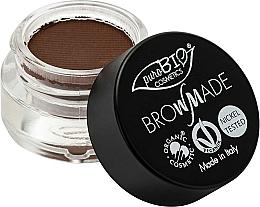 Парфюмерия и Козметика Помади за вежди - PuroBio Cosmetics BrowMade Brow Pomade