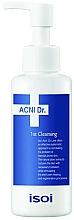 Парфюмерия и Козметика Успокояващ измиващ гел за лице - Isoi Acni Dr. 1st Cleansing Soothing Gel Cleanser