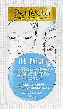 Хидрогел пачове за под очи - DAX Perfecta Ice Eye Patch — снимка N1