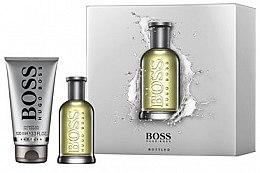 Парфюмерия и Козметика Hugo Boss Boss Bottled - Комплект (тоал. вода/50ml + душ гел/100ml)