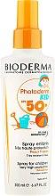 Парфюми, Парфюмерия, козметика Слънцезащитен спрей за деца - Bioderma Photoderm Kid Spray SPF 50+