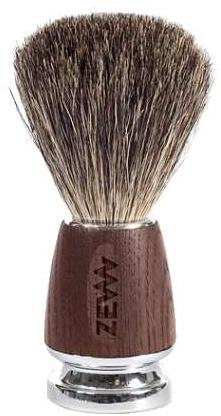 Комплект за мъже - Zew For Men Shaving Kit (сапун/85ml + афтър. балсам/80ml + четка/1бр.) — снимка N4