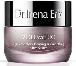 Парфюми, Парфюмерия, козметика Изглаждащ нощен крем за лице - Dr. Irena Eris Volumeric Supplementary Firming & Smoothing Night Cream