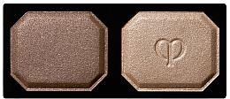 Парфюмерия и Козметика Сенки за очи - Cle De Peau Beaute Eye Color Duo (пълнител)